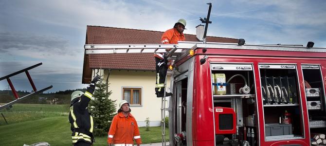 Jahreshauptübung der Abteilung Homberg-Münchöf