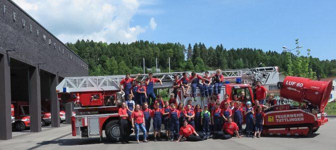 Workshop-Wochenende der Jugendfeuerwehr
