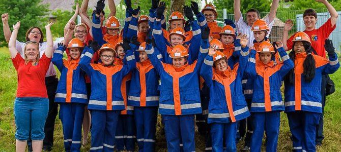 Jugendfeuerwehr erfolgreich beim Kreisfeuerwehrtag