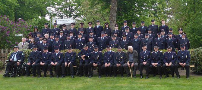 40 Jahre Feuerwehrfreundschaft