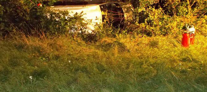 Feuerwehreinsatz wegen Verkehrsunfall