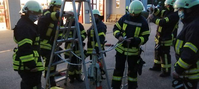 Feuerwehr in Zeiten von Corona